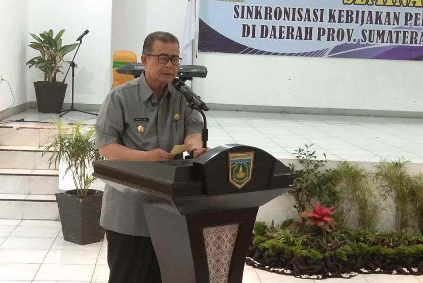 Wakil Gubernur Sumbar Nasrul Abit.