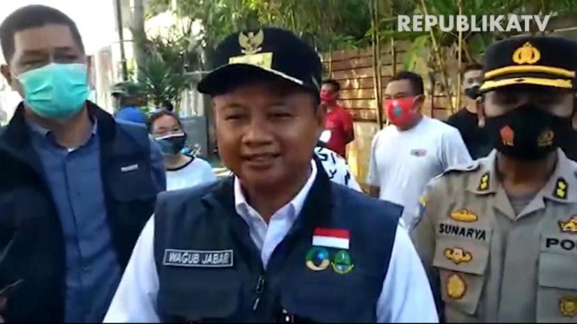 Wakil Gubernur (Wagub) Jawa Barat Uu Ruzhanul Ulum.