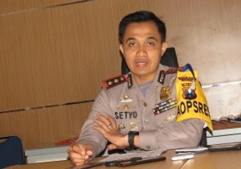 Wakil Kepala Polrestro Jakpus, AKBP Setyo Koesheryanto.