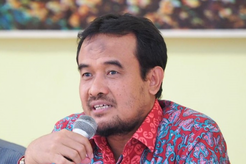Deputy Chairman of Parliamentary Inter-Parliamentary Cooperation Board (BKSAP) House of Representatives (DPR) Rofi Munawar