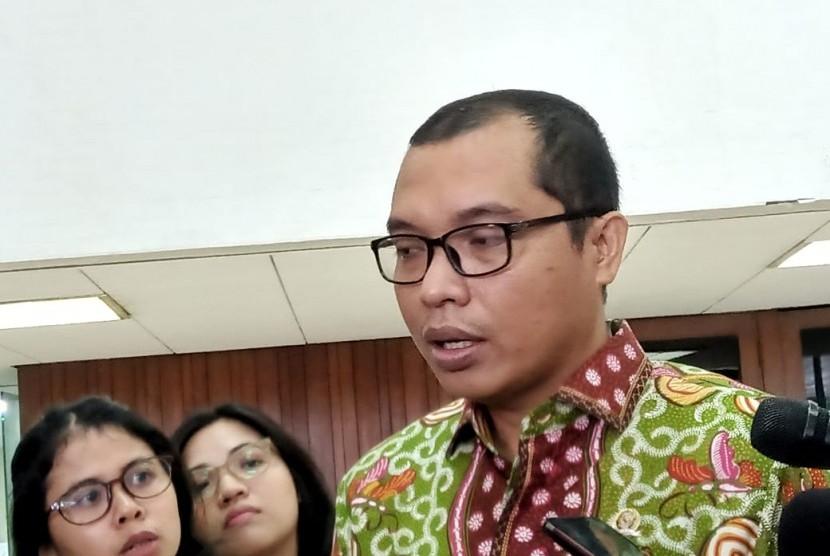 Sekretaris Fraksi PPP DPR Achmad Baidowi