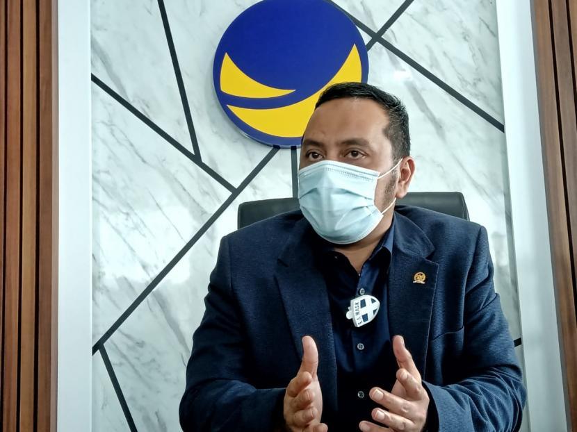 Wakil Ketua Fraksi Partai NasDem Willy Aditya
