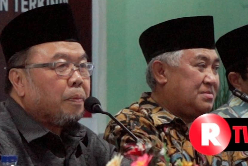 Wakil Ketua Dewan Pertimbangan Majelis Ulama Indonesia (MUI), Didin Hafidhuddin