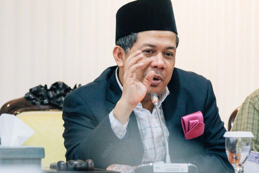 Wakil Ketua Dewan Perwakilan Rakyat Republik Indonesia (DPR RI) Fahri Hamzah.