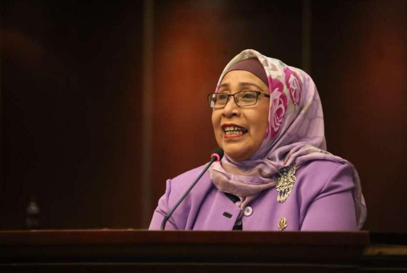 Wakil Ketua DPD RI Darmayanti Lubis.