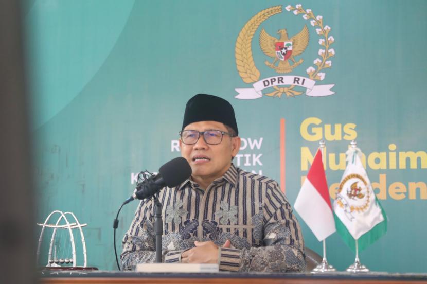 Wakil Ketua DPR RI, Abdul Muhaimin Iskandar atau Gus AMI menggelar kegiatan roadshow politik kesejahteraan dengan mengangkat tema