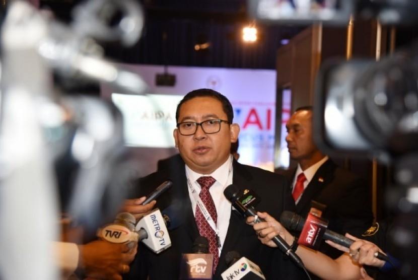 Wakil Ketua DPR RI Fadli Zon