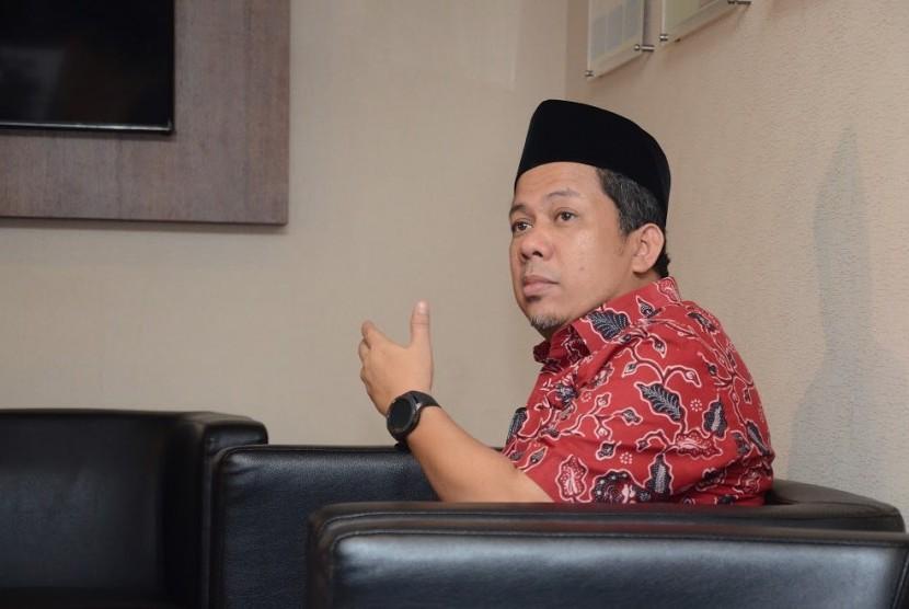 Wakil Ketua DPR RI Fahri Hamzah.