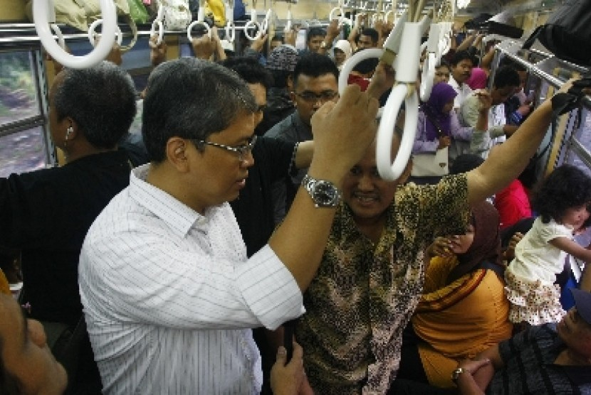 Wakil Ketua DPRD DKI Jakarta Triwisaksana