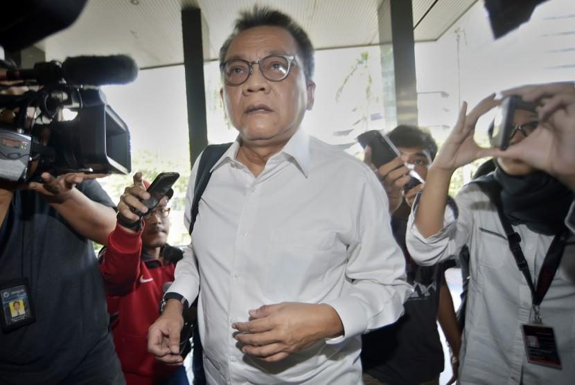 Wakil Ketua DPRD DKI Mohammad Taufik