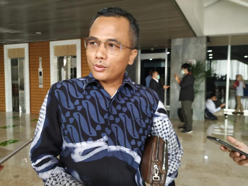 Wakil Ketua Komisi II DPR Arwani Thomafi