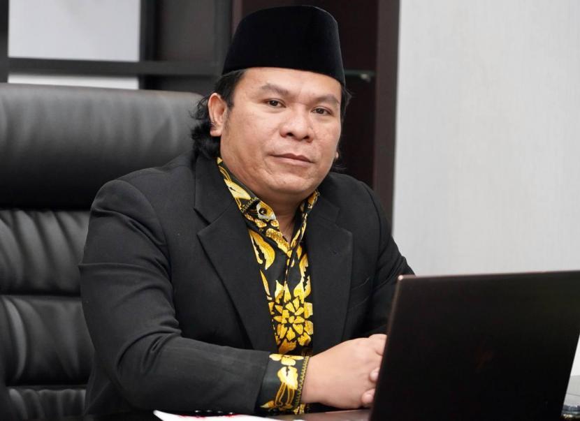 Wakil Ketua Komisi II DPR Fraksi Partai Kebangkitan Bangsa (PKB) Luqman Hakim.