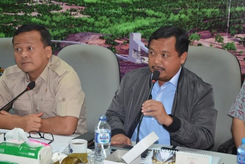 Wakil Ketua Komisi IV DPR Herman Khaeron.
