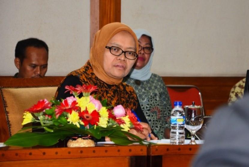Wakil Ketua Komisi IX DPR RI Ermalena.