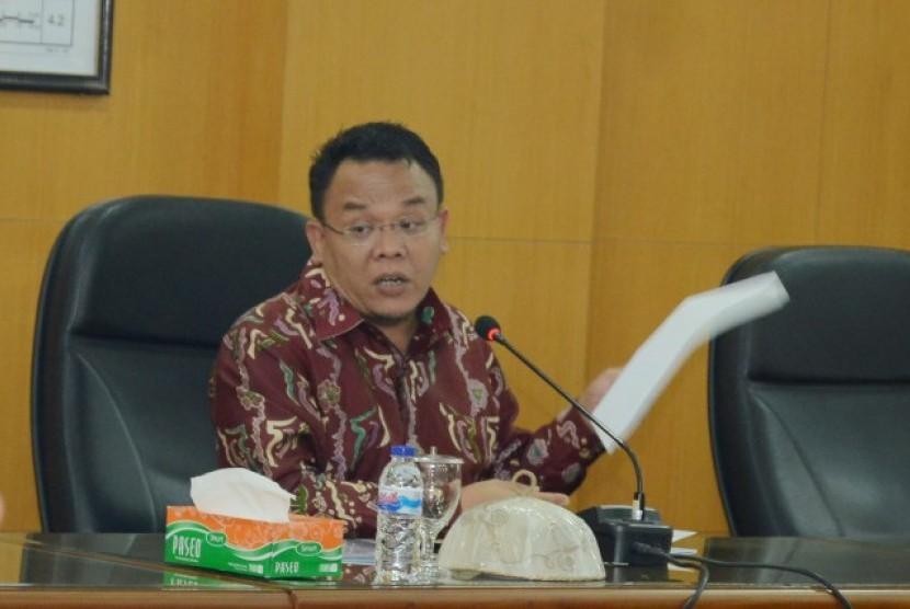 Wakil Ketua Komisi IX DPR RI, Saleh Partaonan Daulay.