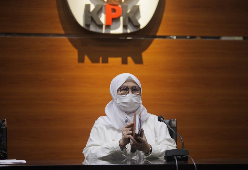 Wakil Ketua Komisi Pemberantasan Korupsi (KPK) Lili Pintauli Siregar