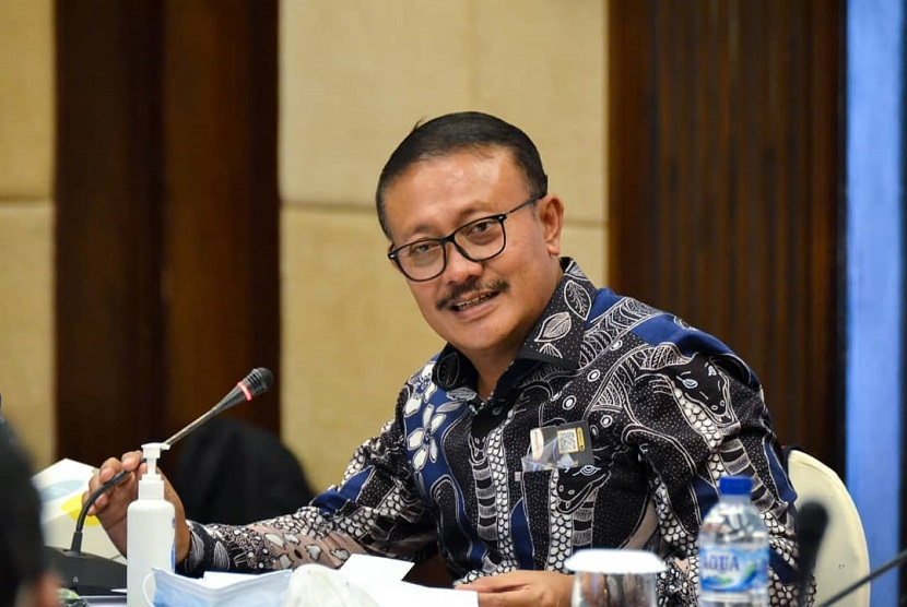 Wakil Ketua Komisi VI DPR RI Gde Sumarjaya Linggih
