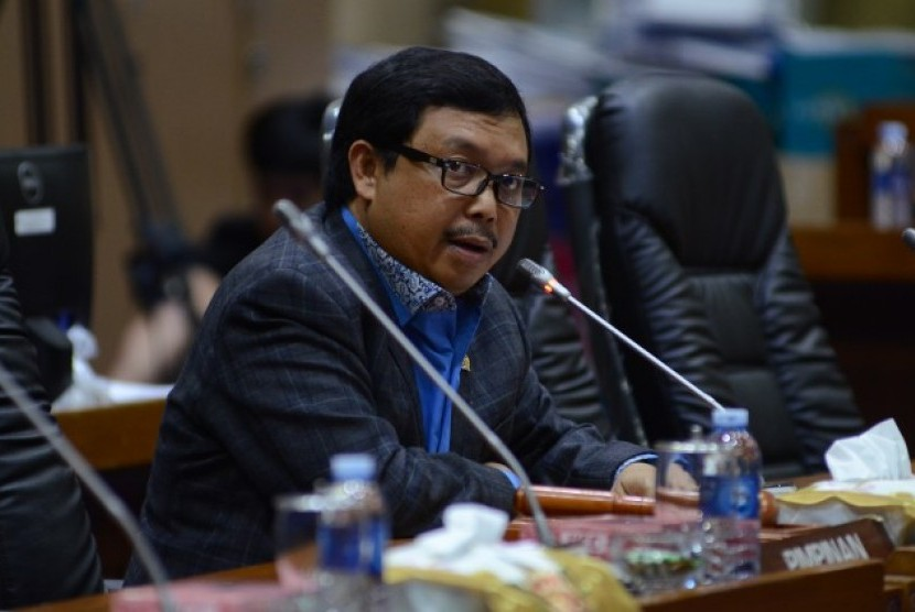 Wakil Ketua Komisi VII Herman Khaeron.