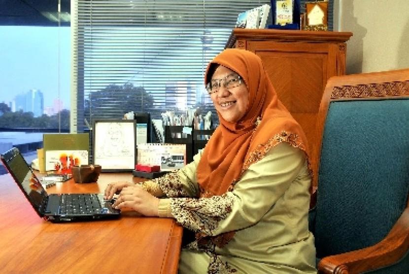 Wakil Ketua Komisi VIII DPR Ledia Hanifa Amaliah.