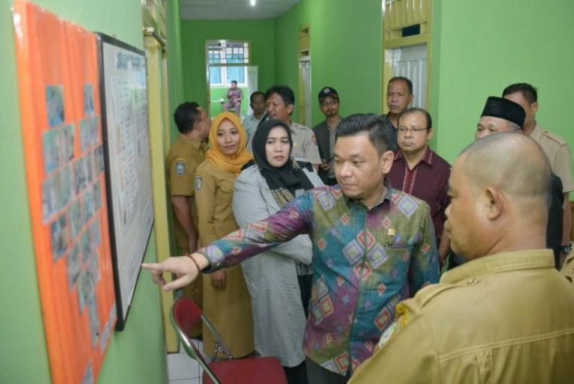 Wakil Ketua Komisi VIII DPR RI Ace Hasan Syadzily di Ternate, Maluku Utara, Senin (30/4).
