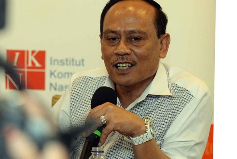 Anggota Komite IV Dewan Perwakilan Daerah (DPD) daerah pemilihan Sulawesi Selatan (Sulsel), Ajiep Padindang, mempertanyakan sejumlah persyaratan pemberian Dana Insentif Daerah (DID).