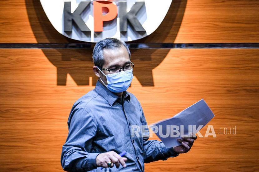 Wakil Ketua KPK Alexander Marwarta