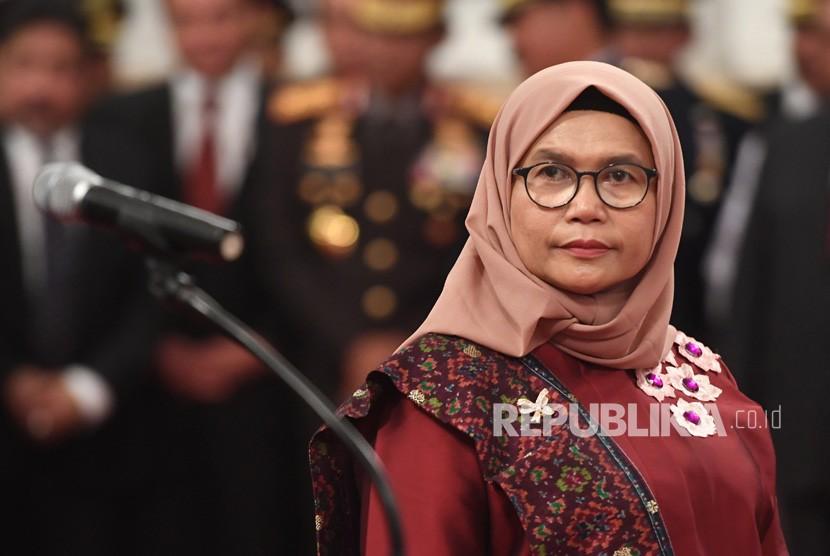 Wakil Ketua KPK Lili Pintauli Siregar.