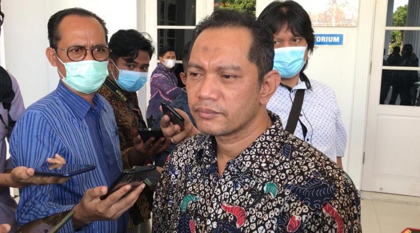 Wakil Ketua KPK Nurul Gufron.