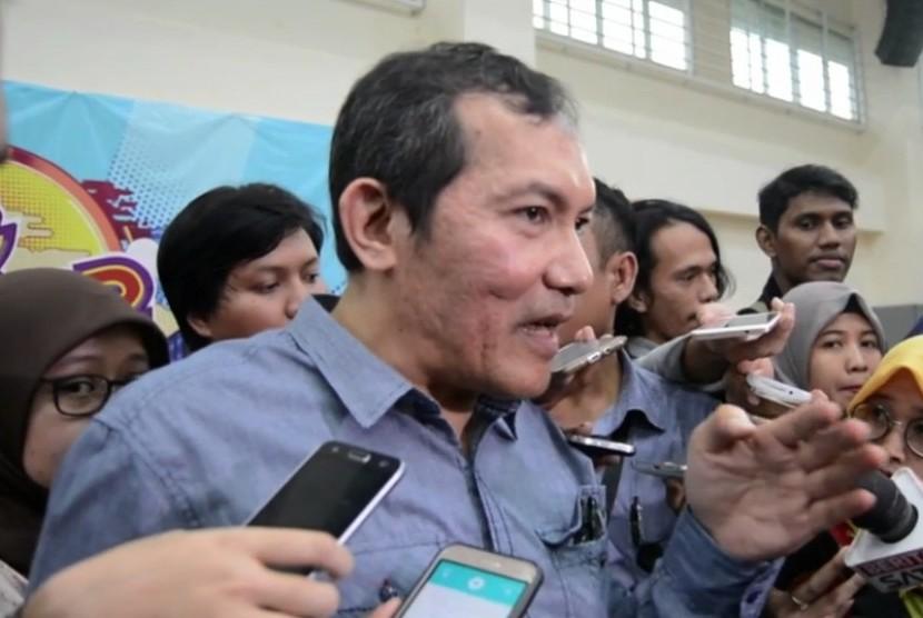 Wakil Ketua KPK Saut Sitomorang
