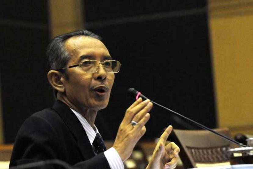 Wakil Ketua KPK, Zulkarnain.
