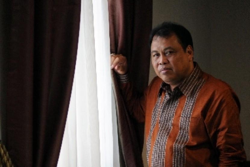 Ketua Mahkamah Konstitusi (MK) yang baru, Arief Hidayat.