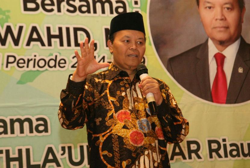 Wakil Ketua Majelis Permusyawaratan Rakyat (MPR) Hidayat Nur Wahid.