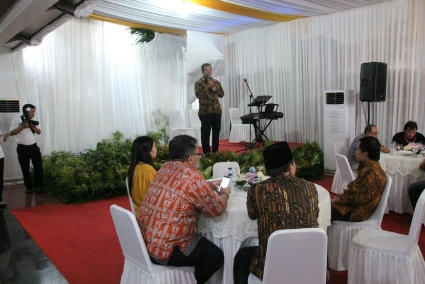 Wakil Ketua Majelis Permusyawaratan Rakyat (MPR) Mahyudin