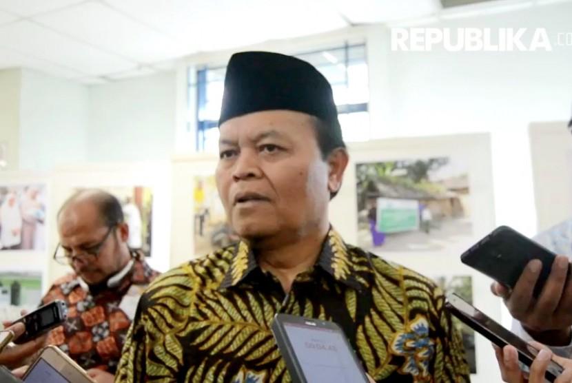 Wakil Ketua Majelis Permusyawaratan Rakyat (MPR) RI Hidayat Nur Wahid