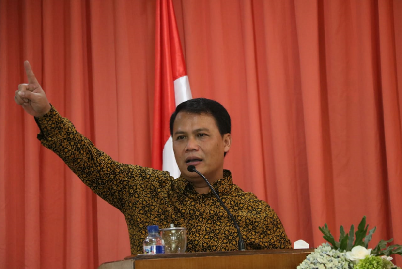 Wakil Ketua Majelis Permusyawaratan Rakyat Republik Indonesia (MPR RI), Ahmad Basarah.