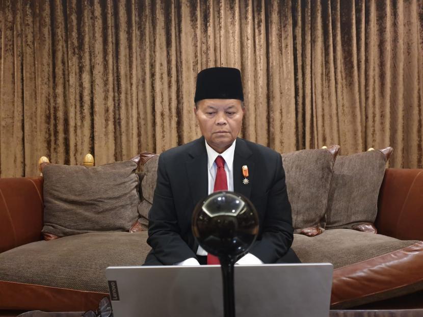 Wakil Ketua Majelis Permusyawaratan Rakyat Republik Indonesia (MPR RI) yang juga Anggota Komisi VIII DPR RI, Dr. H. M Hidayat Nur Wahid  menyatakan Tokoh muda era perjuangan mampu gelar Kongres Pemuda dan lahirkan Sumpah Pemuda