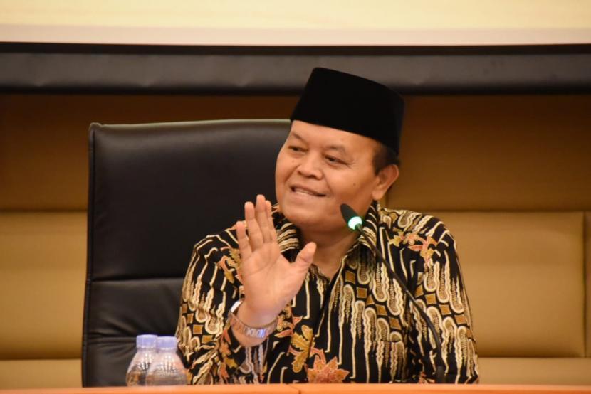 Wakil Ketua Majelis Permusyawaratan Rakyat Republik Indonesia (MPR RI) Dr. H. M Hidayat Nur Wahid, MA