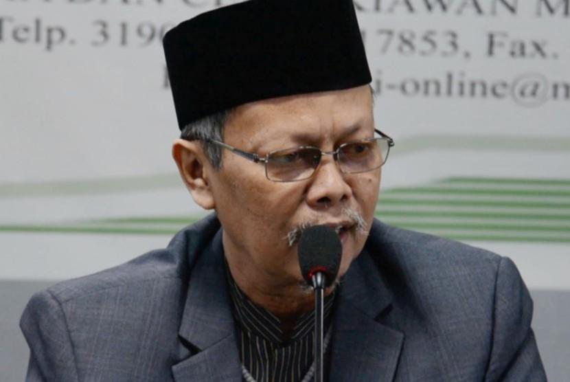 Wakil Ketua Majelis Ulama Indonesia (MUI), Yunahar Ilyas