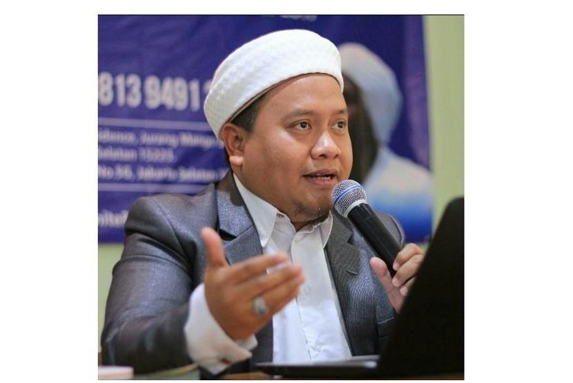 Wakil Ketua Majlis Tabligh PP Muhammadiyah Fahmi Salim Zubair.