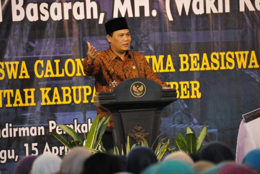 Ahmad Basarah.