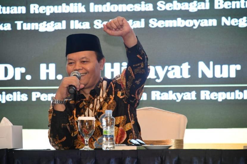 Wakil Ketua MPR Dr. H.M. Hidayat Nur Wahid, MA mengungkapkan bahwa tepat 92 tahun yang lalu, yakni tanggal 28 Oktober 1928 di Batavia (Jakarta) terjadi peristiwa yang menjadi sejarah besar bangsa Indonesia.