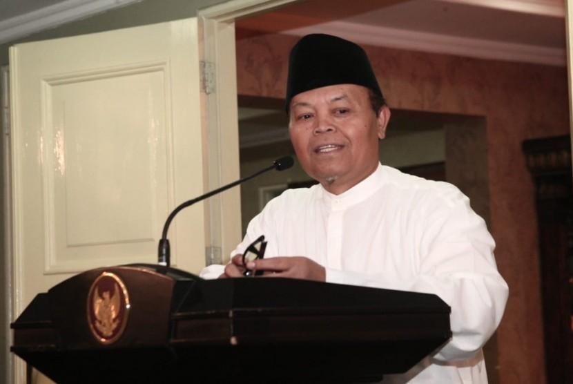 Wakil Ketua MPR RI Hidayat Nur Wahid.