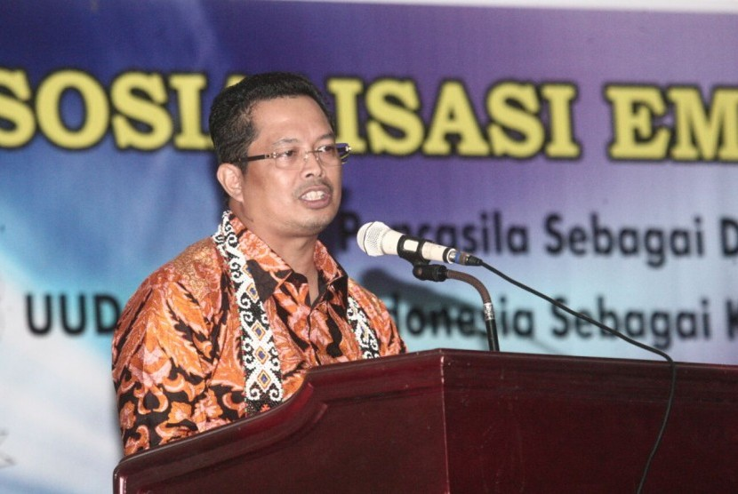 Wakil Ketua MPR RI, Mahyudin.