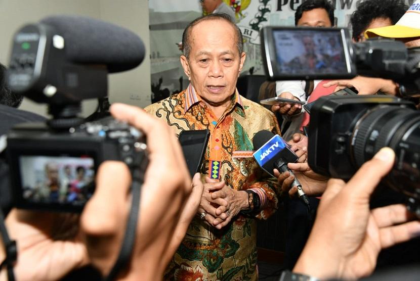 Wakil Ketua MPR Syariefuddin Hasan