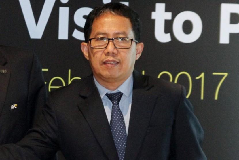 Plt Ketua Umum PSSI Joko Driyono