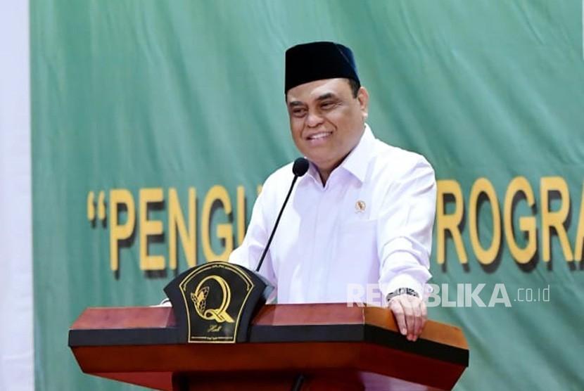 Wakil Ketua Umum Dewan Masjid Indonesia, Syafruddin
