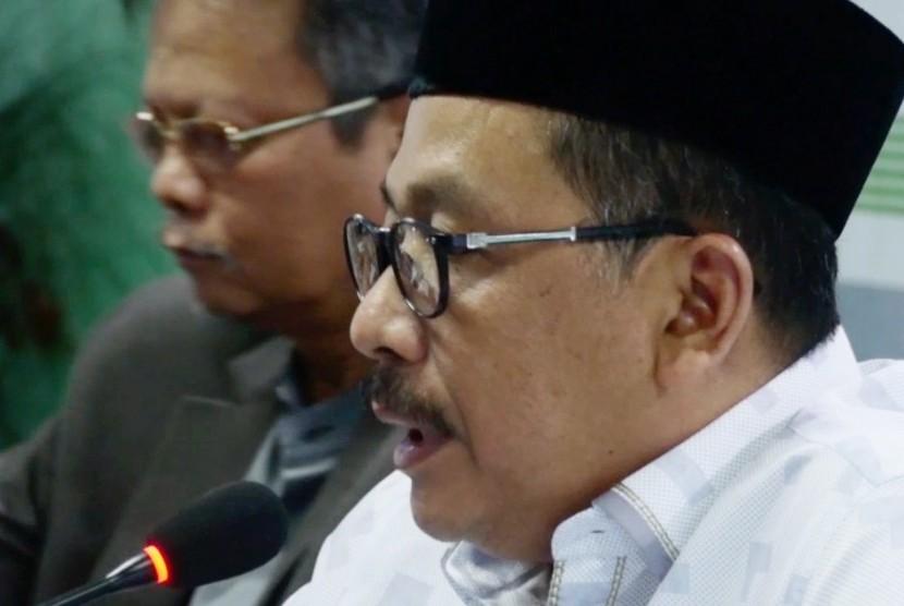 MUI deputy chairman Zainut Tauhid Sa'adi.