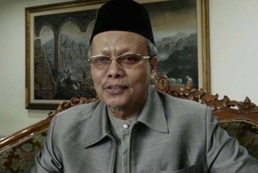 Wakil Ketua Umum Majelis Ulama Indonesia, Yunahar Ilyas