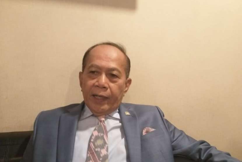 Wakil Ketua Umum Partai Demokrat Syarief Hasan