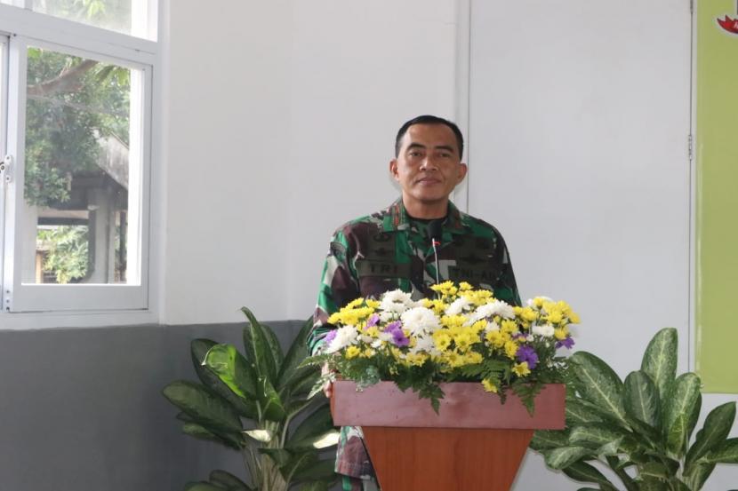 Wakil Komandan Jenderal (Wadanjen) Kopassus, Brigjen Tri Budi Utomo dipromosikan menjadi Danpaspampres.